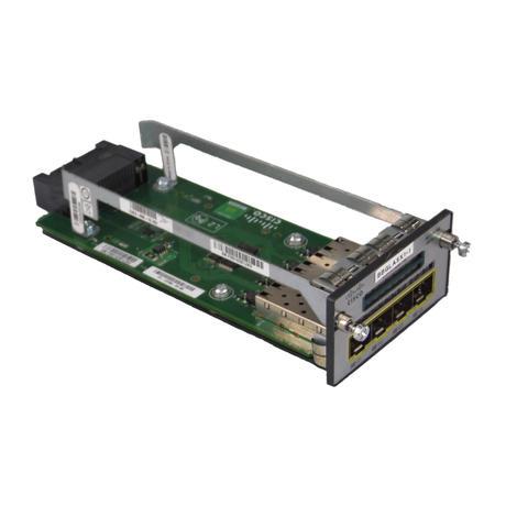 Cisco C3KX-NM-1G 73-12298-04 Catalyst 3560-X Quad-Port Network Module Card