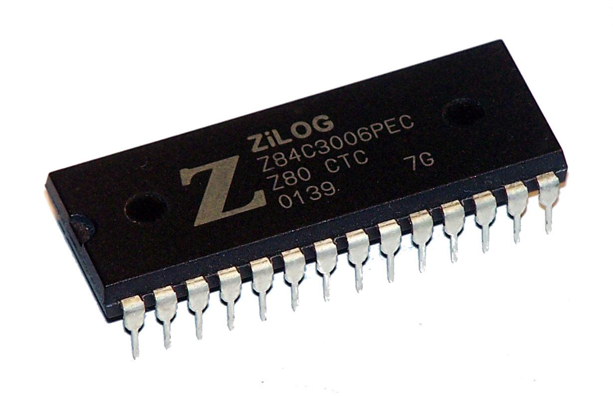 Details about Zilog Z84C3006PEC Z80 6MHz CTC 28-Pin DIP IC