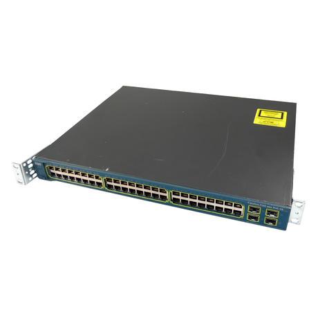Cisco WS-C3560-48PS-E Switch Catalyst 3560 Series 48 Ports