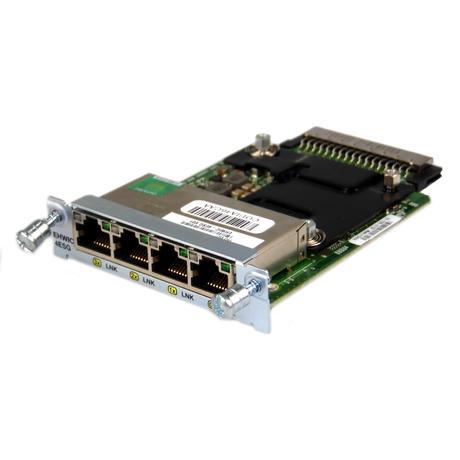 Cisco EHWIC-4ESG Enhanced High-Speed WAN Interface Card
