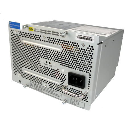 HP Procurve Switch PoE+ zl 1500w Power Supply J9306A 5400zl 8200zl 5189-6864