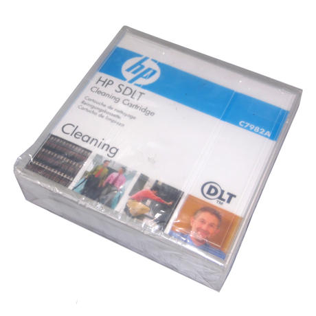 Genuine HP C7982-60000 SDLT Cleaning Cartridge | C7982A
