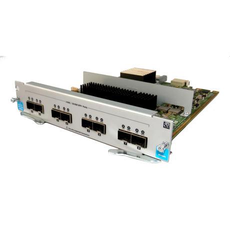 HP ProCurve J9538A 8p SFP+ v2 zl Module 8 Port 10GbE SFP+