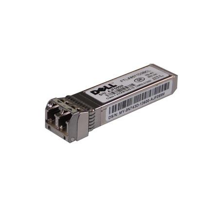 Dell Transceiver Module FTLX8571D3BCL SFP+ 10GB/s SR 850nm N743D