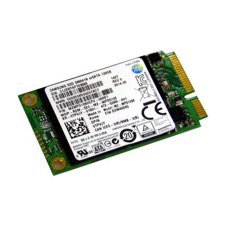 Dell TPVJY Samsung SM841N 128GB mSata SSD MZMPD128HCFV