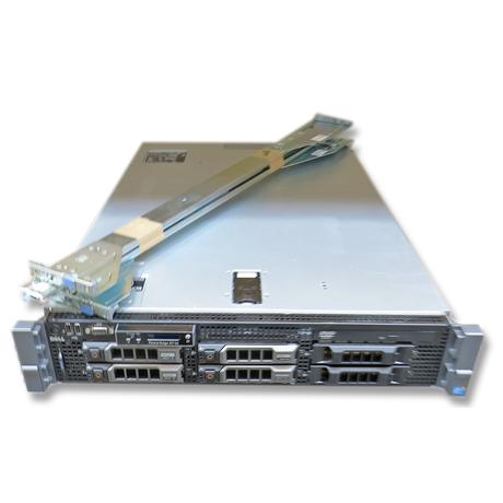 Dell Poweredge R710 2u Server | 2x Xeon x5670 @ 2.93GHz | 48GB| NoHDD| Rails inc