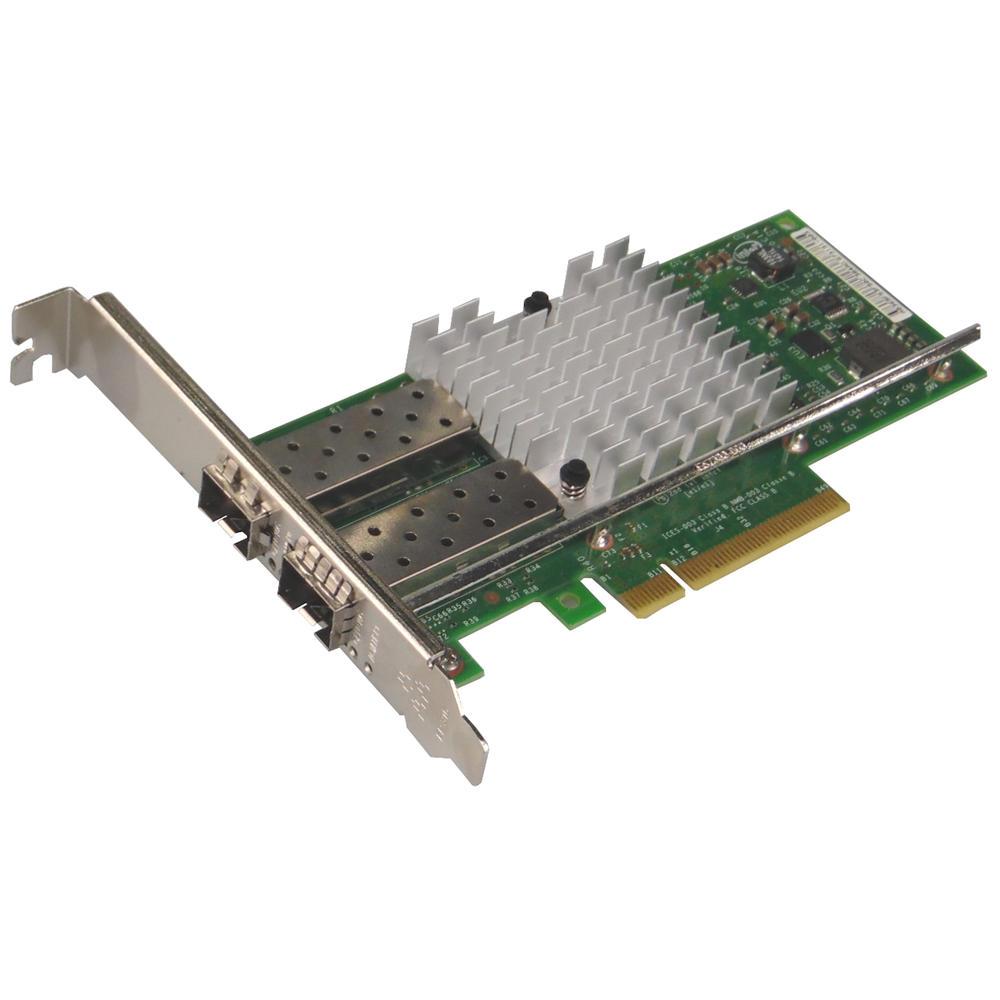Intel 942V6 10GBe PCIe x8 SFP Network Adapter