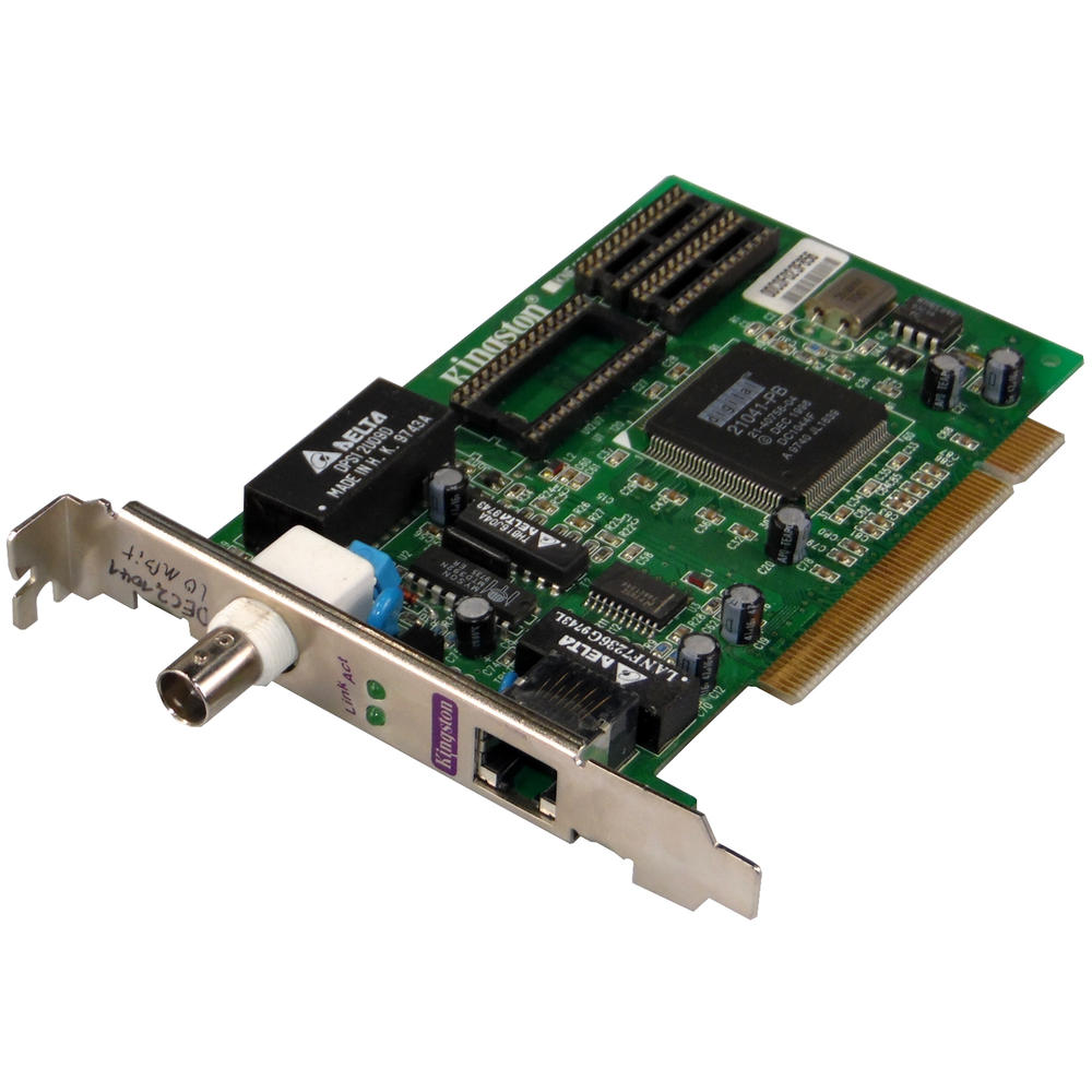 Kingston KNE40BT PCI Network Adapter Card