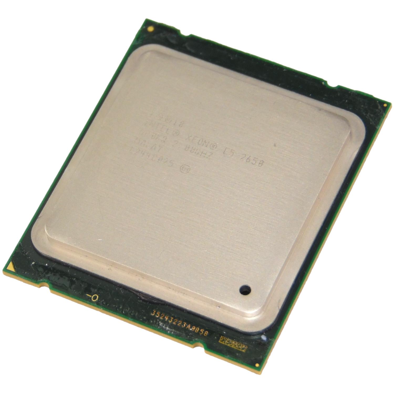 SR0KQ Intel E5-2650 8-Core 2GHz 20MB 8GT//s 95W LGA2011 CPU processor