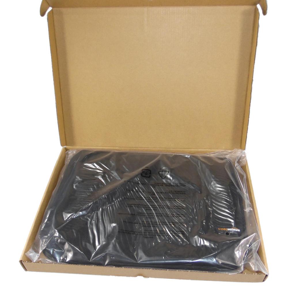 "Amazon 13.3"" Padded Laptop Sleeve New In Box"