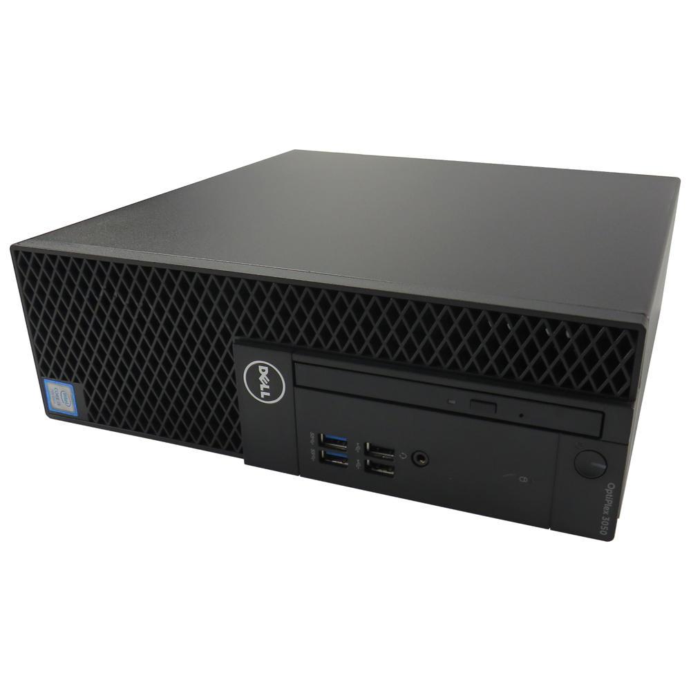 Dell OptiPlex 3050 SFF  i5-7500 @ 3.4GHz   8GB RAM  256GB SSD  No OS   B+
