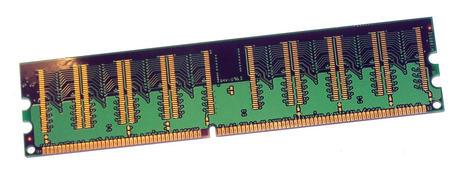 Corsair VS256MB400C3 (256MB DDR PC3200U 400MHz DIMM 184-pin 8-Chip) Memory Thumbnail 2