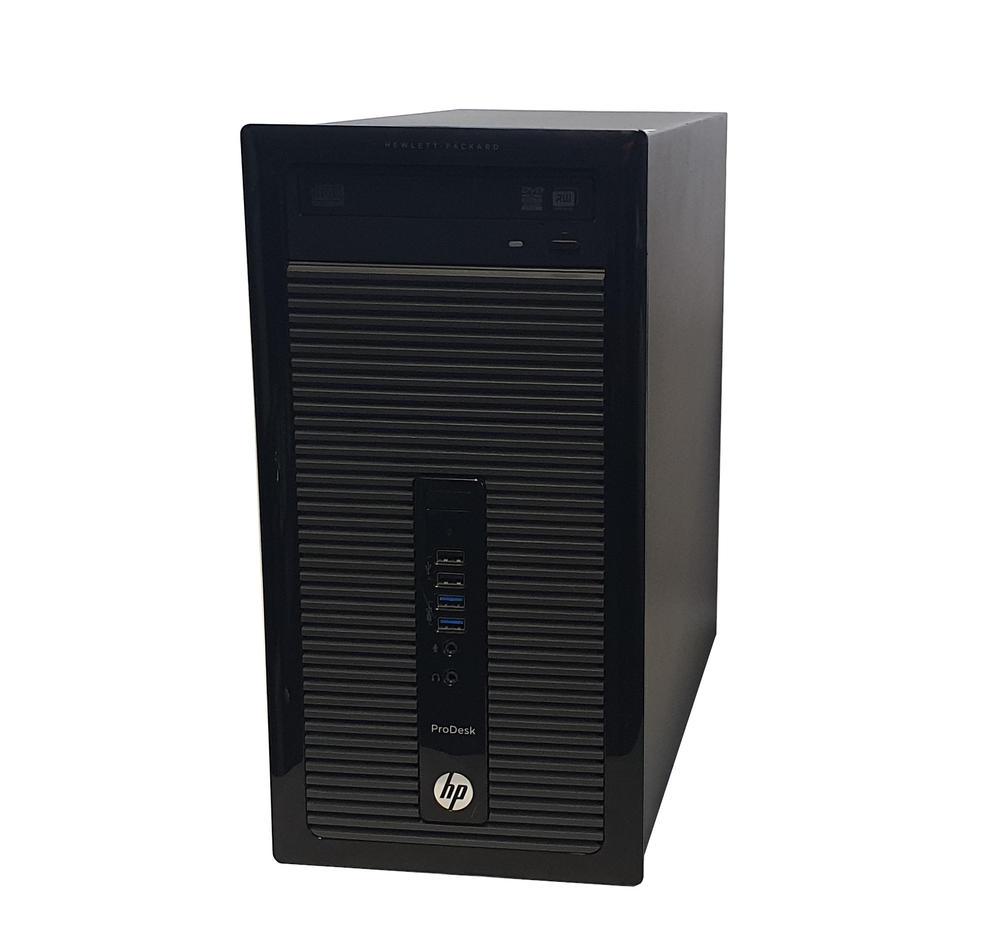 HP ProDesk 400 G1 MT | Core i3-4130 3.40GHz 8GB 500GB Win 10 Pro