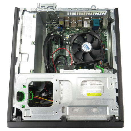HP ProDesk 400 G2.5 SFF Intel i5 4590S @3.00GHz / 4GB | NO HDD| DVD-RW - No O.S Thumbnail 3