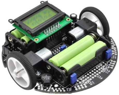 Pololu 3Pi Robot Thumbnail 2