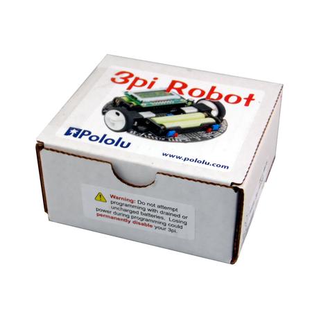Pololu 3Pi Robot