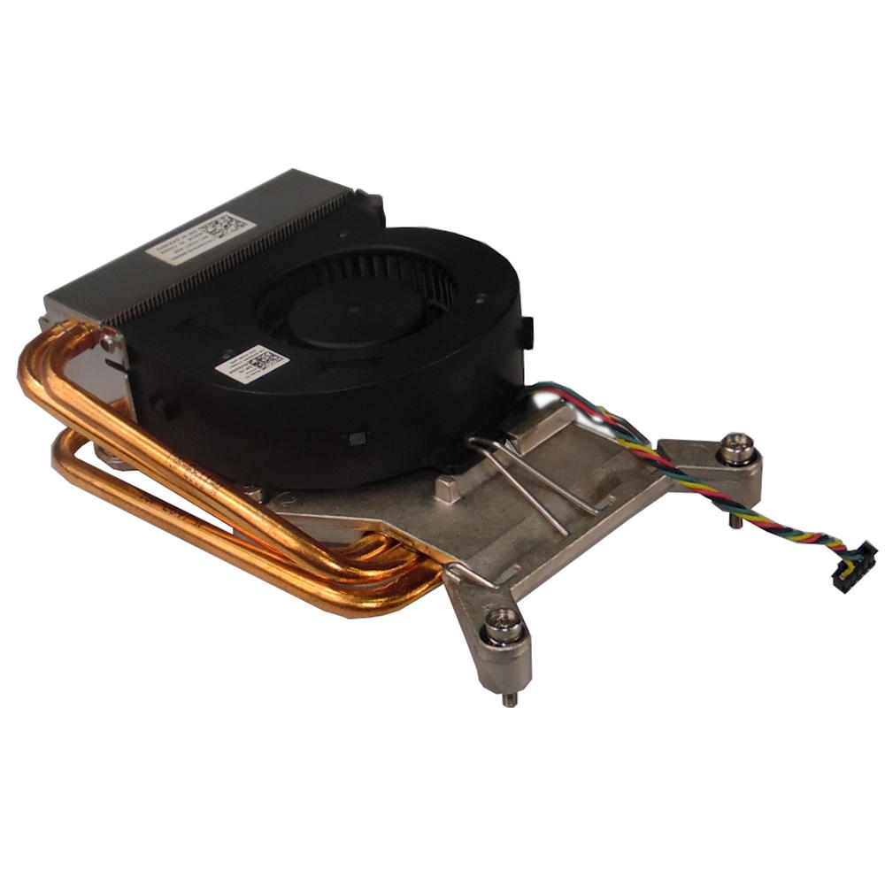 Dell VXD9P 9010 USFF CPU Heatsink + Fan