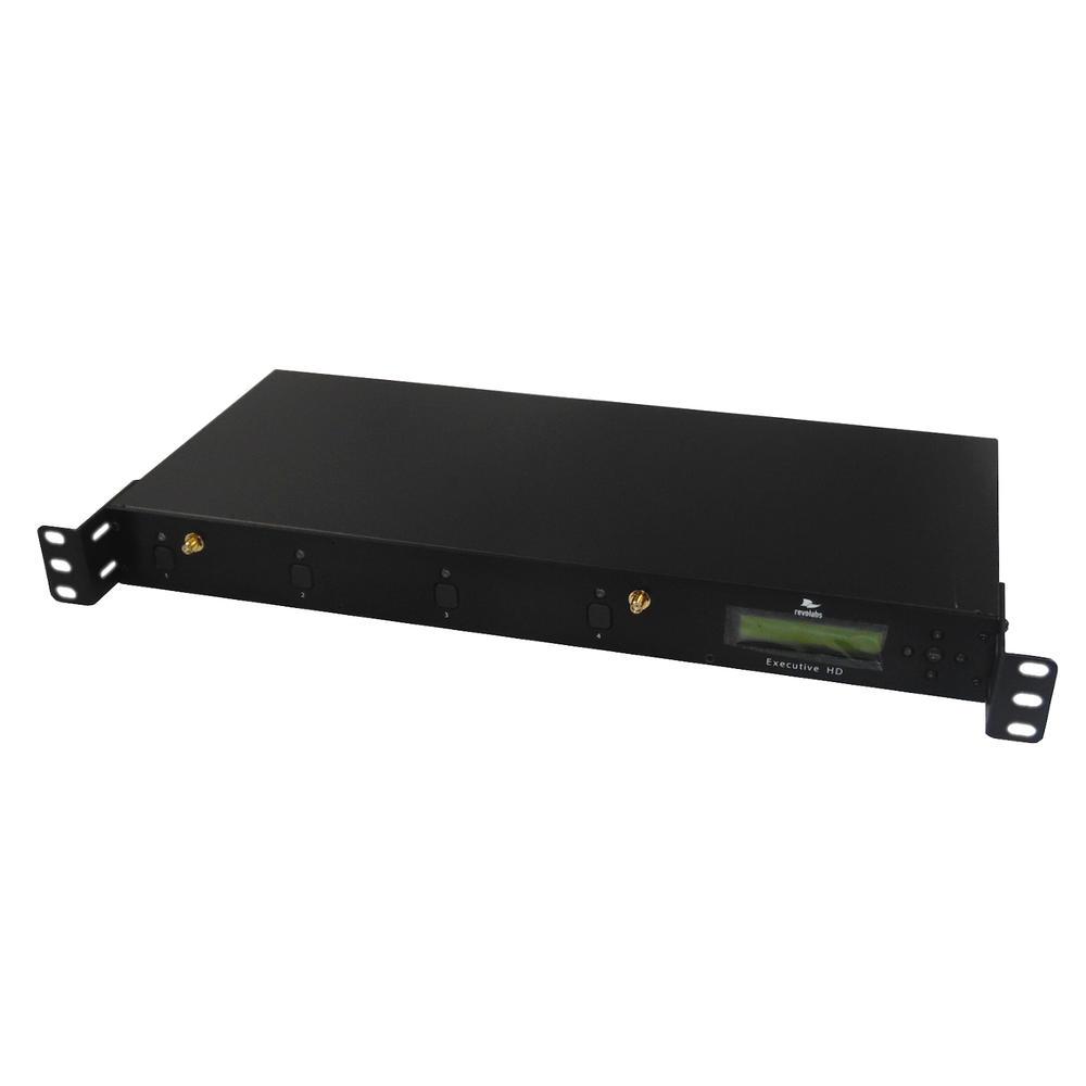 Revolabs 03-HDEXEC4EU-NM Executive HD 8 Channel Reciever