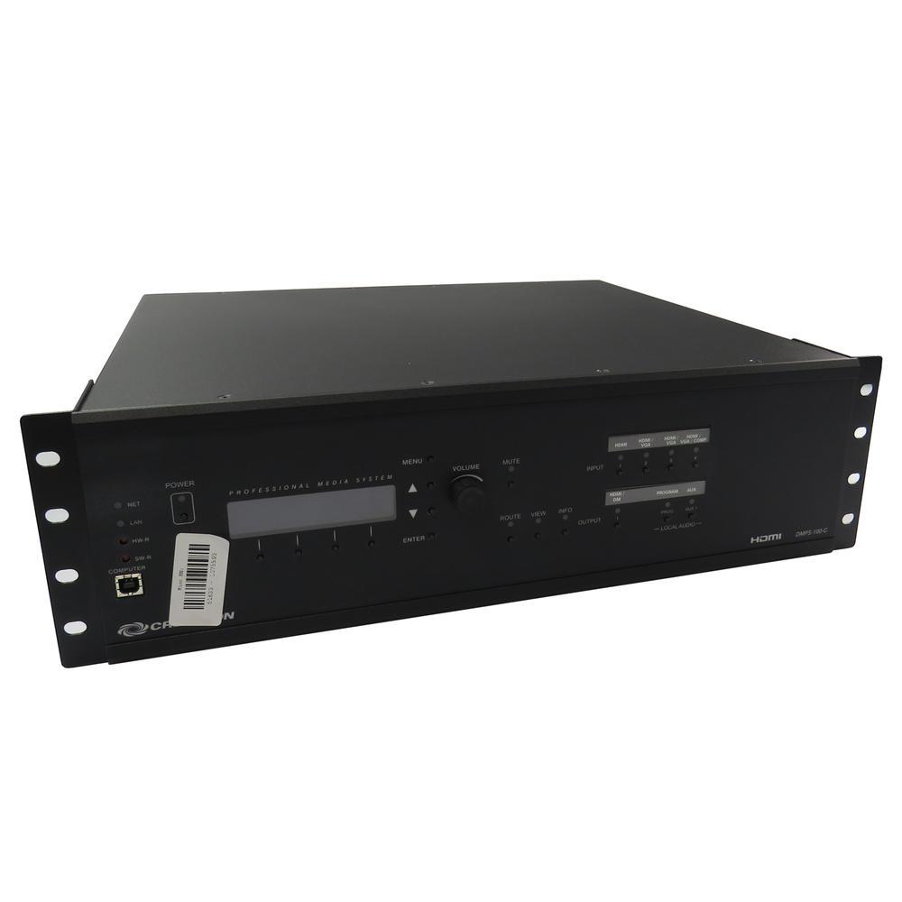 Crestron DMPS-100-C Digital Media Presentation System