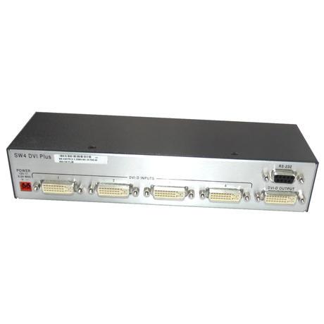 Extron SW4 DVI Plus Series Switcher Hub 4 Input Switcher Thumbnail 2