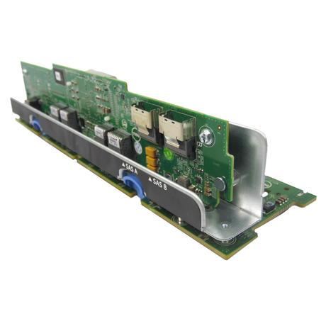 Dell 08X25D/8JR0H PowerEdge R720/R820 Hard Drive Backplane With Bracket Thumbnail 2