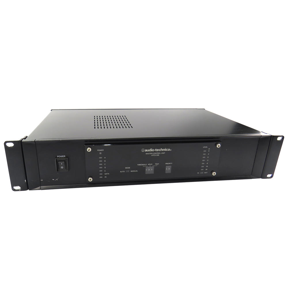 Audio Technica ATCS-C60 75W Rack Mount Master Control Unit