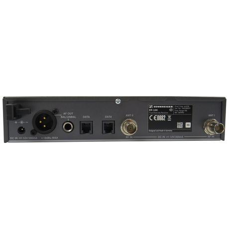 Sennheiser EW 100 G3 True Diversity Reciever 606-648MHz EM 100 Thumbnail 2
