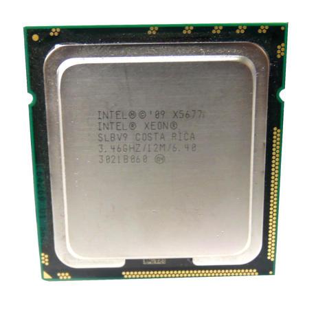 Intel SLBV9 X5677 CPU- 3.46GHZ/12M/6.4GTs LGA1366 Processor