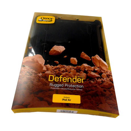 "New In Box Otter Ipad Air 77-28314 9.7"" Black Otter Box Defender Series Rugged P Thumbnail 1"