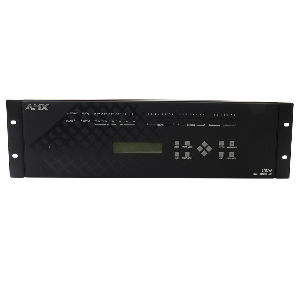 AMX Enova DVX-3150HD-SP Audio and Video Switcher