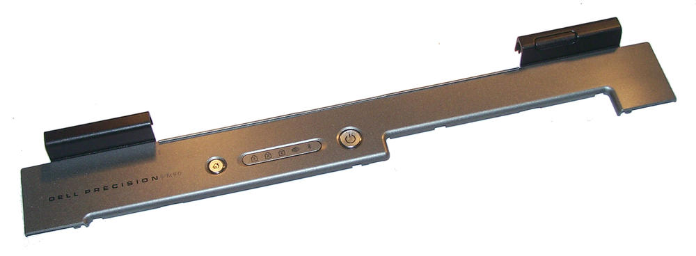 Dell DF098 Precision M90 Button and Hinge Cover