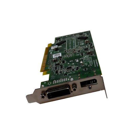 Dell Card AMD Radeon HD8490 OUGA11 C553 0W42M3 Displayport Dvi-I Pci-E LP Thumbnail 2