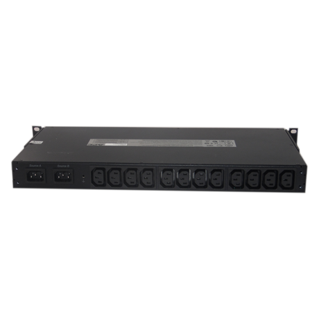 APC AP7721 Automatic Power Feed Transfer Switch With Ears Thumbnail 2
