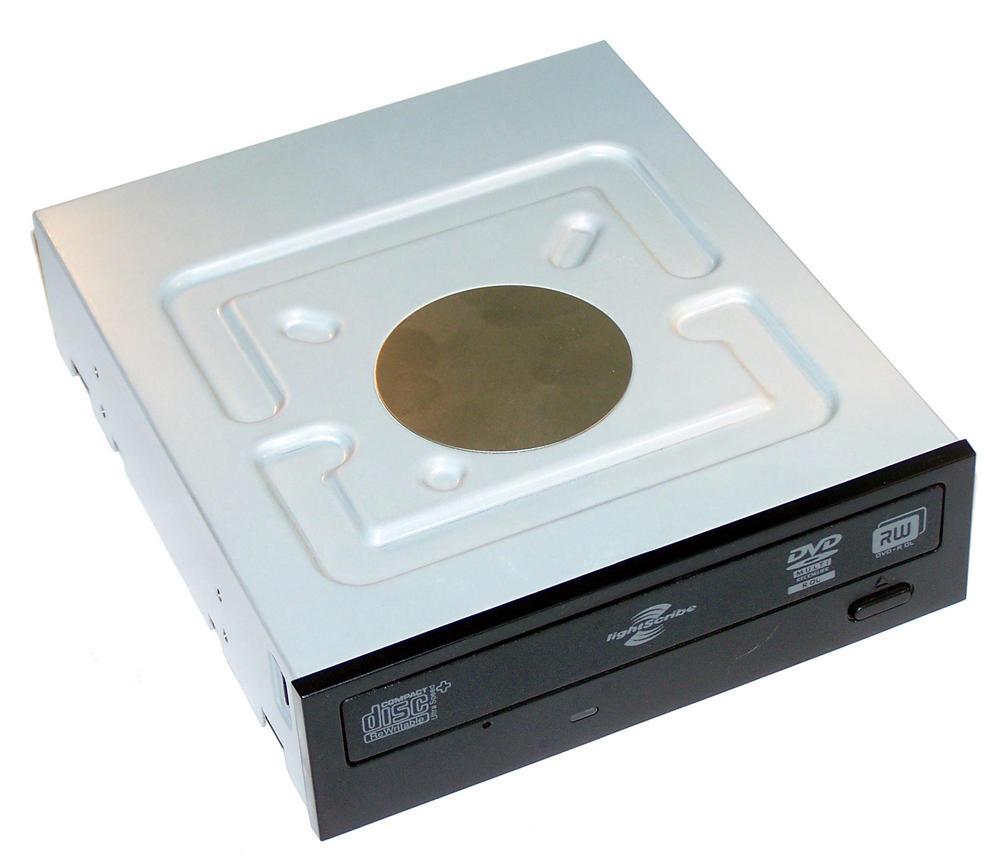 HP 410125-501 Black Bezel SATA H/H DVD-RW D/L Drive DH-16A1L | SPS 447310-001