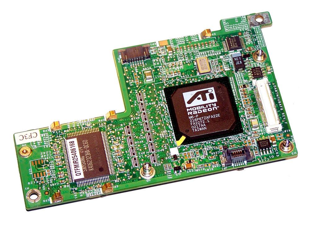Dell 3E756 Inspiron 4100 Latitude C610 16MB ATi Mobility Radeon Graphics Card