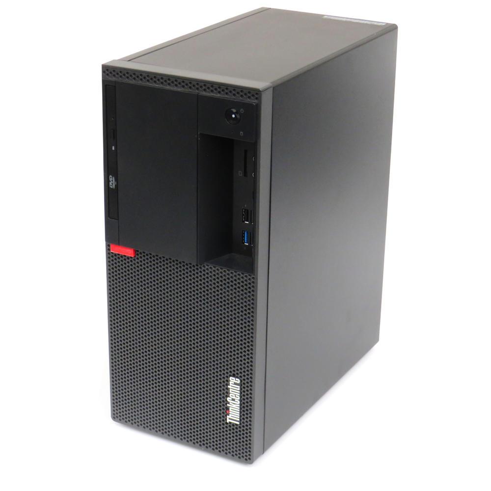 Lenovo ThinkCenter M920T Mini Tower I7-8700 16GB 256GB +1TB Win10 PRO  B+