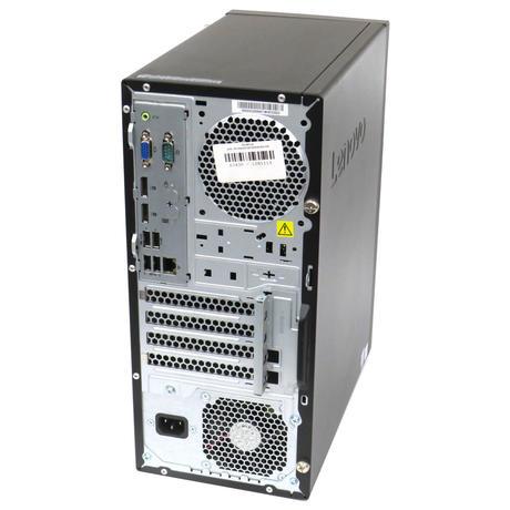 Lenovo ThinkCenter M920T Mini Tower I7-8700 16GB 256GB +1TB Win10 PRO  B+ Thumbnail 3