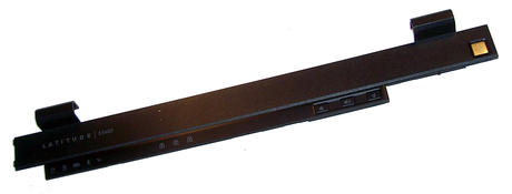 Dell DW912 Latitude E5400 Hinge and Button Cover Thumbnail 1