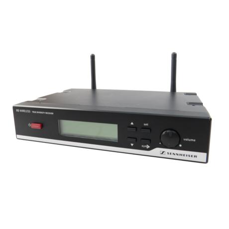 Sennheiser EM 10 True Diversity Reciever XS Wireless 606-630MHz No PSU Thumbnail 1