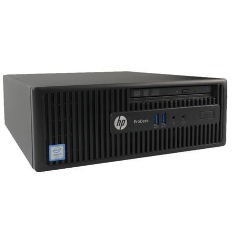 HP ProDesk 400 G3 SFF [Intel i3 6100 @3.70GHz   4GB   500GB HDD]