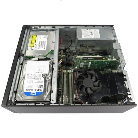HP EliteDesk 800 G2 SFF Intel i5 6500 @3.20GHz / 8GB / NO HDD SATA Win7 Pro Thumbnail 9