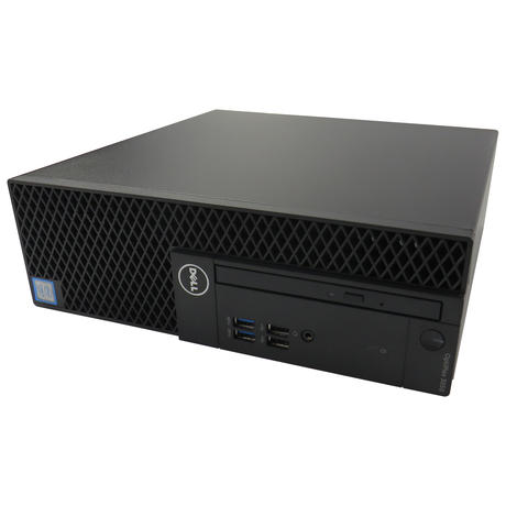 Dell Optiplex 3050 SFF Desktop   Intel Core i3-7100 @3.90GHz   4GB RAM   No HDD