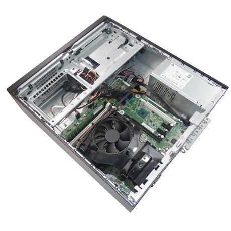 HP Elitedesk 800 G2 SFF Intel i7-6700@3.40GHz 8GB RAM No HDD No OS Windows 7 COA Thumbnail 3
