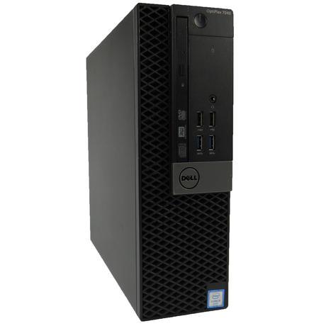 Dell OptiPlex 7040 SFF | Intel i5 6500 @3.20GHz | 8GB RAM | No HDD