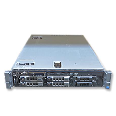 Dell Poweredge R710 2u Server [ 2x Xeon E5620 @ 2.40GHz |48GB|2392GB HDD