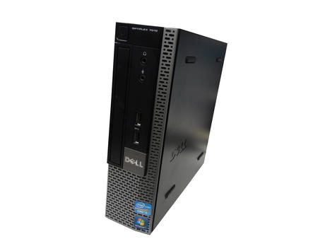 Dell Optiplex 9020 USDT [Intel i3-4130 @3.40GHz | 4GB |NO HDD | Win COA Thumbnail 1