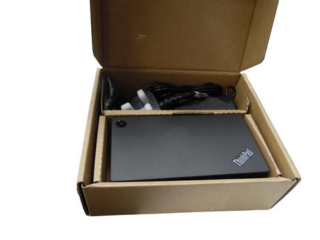 Lenovo 40A80045UKUU702MD3 ThinkPad USB 3.0 Ultra Dock | In Original Box