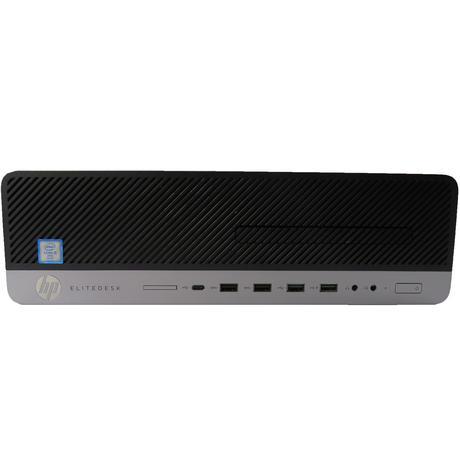 HP EliteDesk 800 G3 SFF   Intel i3 6100 @3.70GHz   16GB   250GB HDD  Thumbnail 2