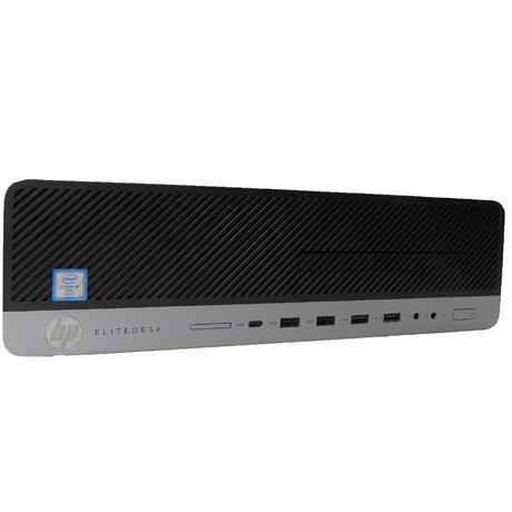 HP EliteDesk 800 G3 SFF [Intel i7 6700 @3.40GHz | 16GB RAM | No HDD Win COA Thumbnail 2
