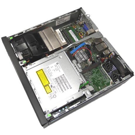 HP EliteDesk 800 G1 USDT [Intel i5-4590S @3.00GHz | 4GB RAM | No HDD | Win 8 COA Thumbnail 1